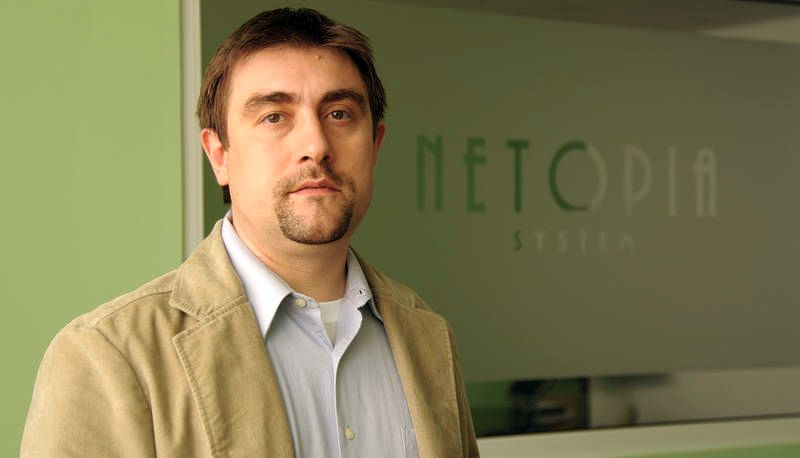 Antonio Eram, CEO si Fondator NETOPIA mobilPay