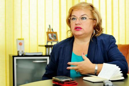 Adriana Ahciarliu, secretarul general al ALB Romania