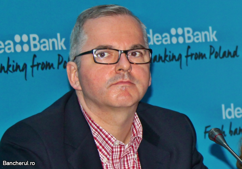 Cele trei principii ale lui Stephen Orlesky, CEO-ul Idea Bank Romania:  1. KISS: keep it simple stupid  2. GJ: use of Good Judgement  3. WB: my Word is my Bond