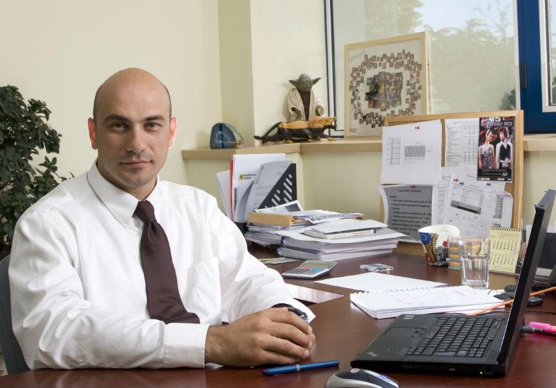Mihai Rauta, director executiv consumer risc la Raiffeisen Bank