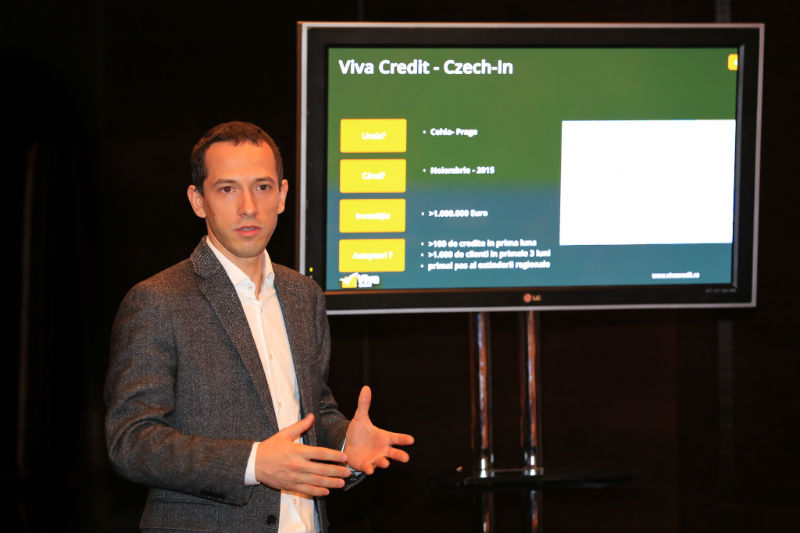 Viorel Stan, Chairman Viva Credit