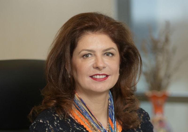 Antoaneta Curteanu, CEO UniCredit Leasing