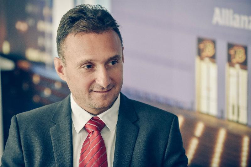 Nicolae Avram, Director Vânzări şi Distribuţie Allianz-Ţiriac
