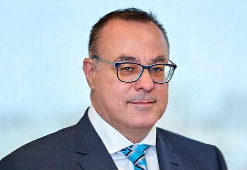 Nikolaos Chaniotis, Vicepreședinte Piraeus Bank, responsabil de recuperarea creditelor
