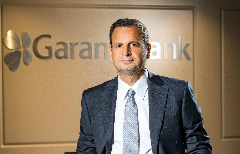 Ufuk Tandoğan, CEO Garanti Group Romania