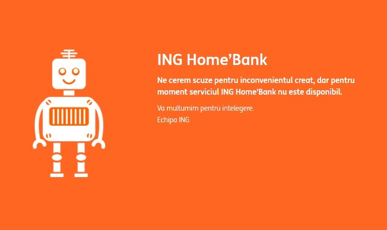 Home Bank Ing Probleme