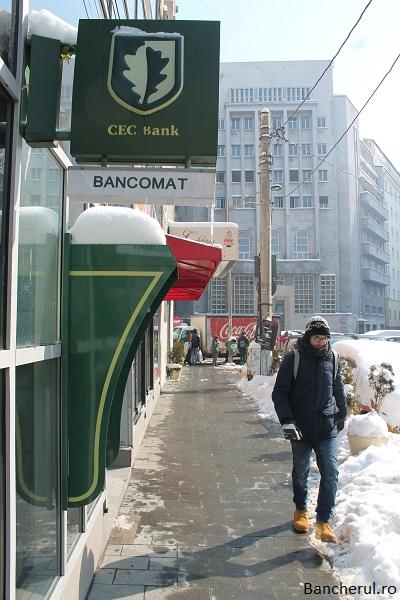 Bancherul - Unde se pot gasi ATM-uri (bancomate) CEC Bank