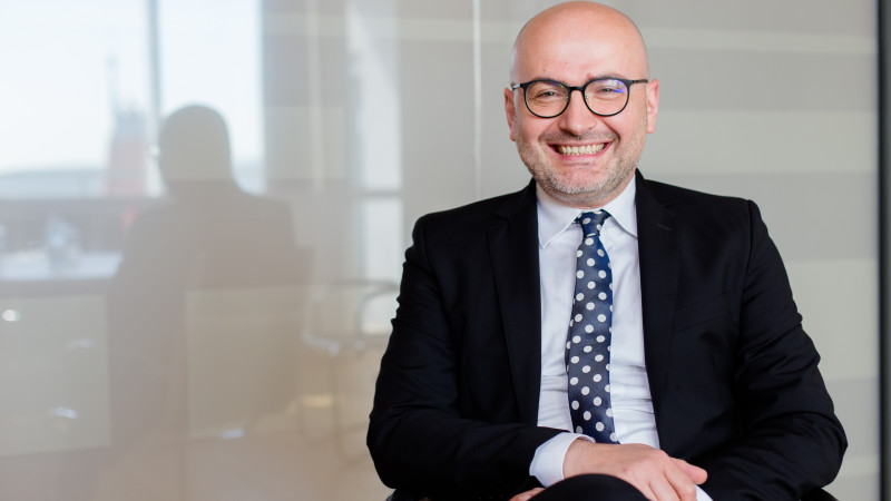 Sergiu Mircea, Director Coordonator Marketing şi Comunicare, Banca Transilvania