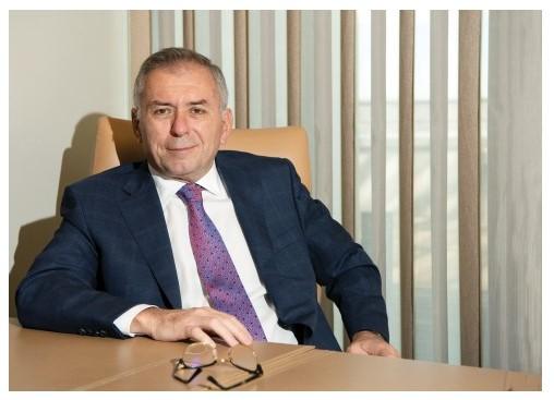 Horia Ciorcila, presedintele Consiliului de Administratie al Bancii Transilvania