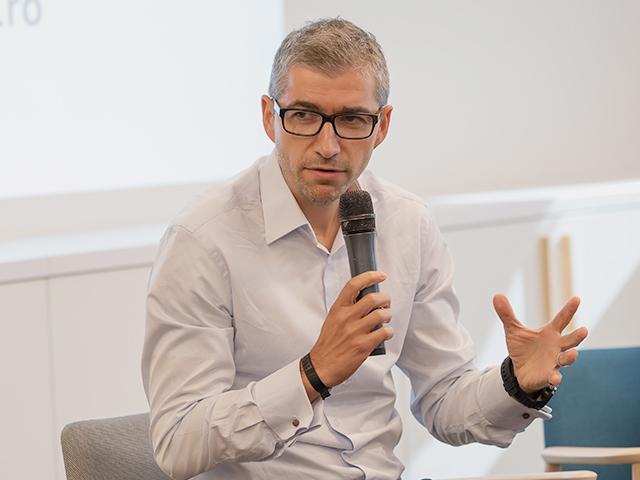 Tiberiu Moisă, Director General Adjunct MidCorporate & IMM, Banca Transilvania.