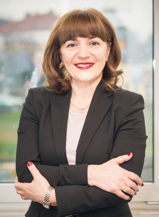 Gabriela Nistor, Director General Adjunct Retail Banking, BT