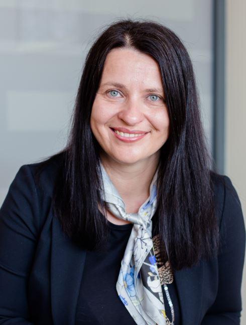 Oana Ilaș, Director Executiv Management și Dezvoltare Produse Retail BT