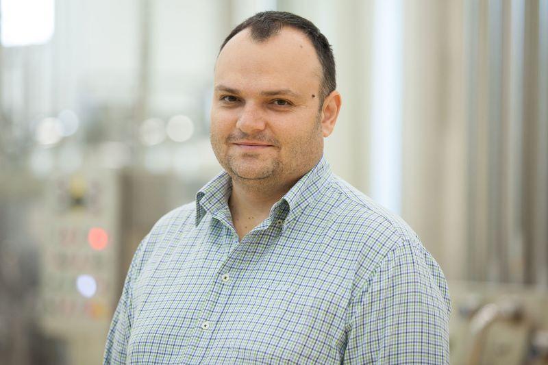 Adrian Cocan, Manager de proiect al Laptariei cu Caimac