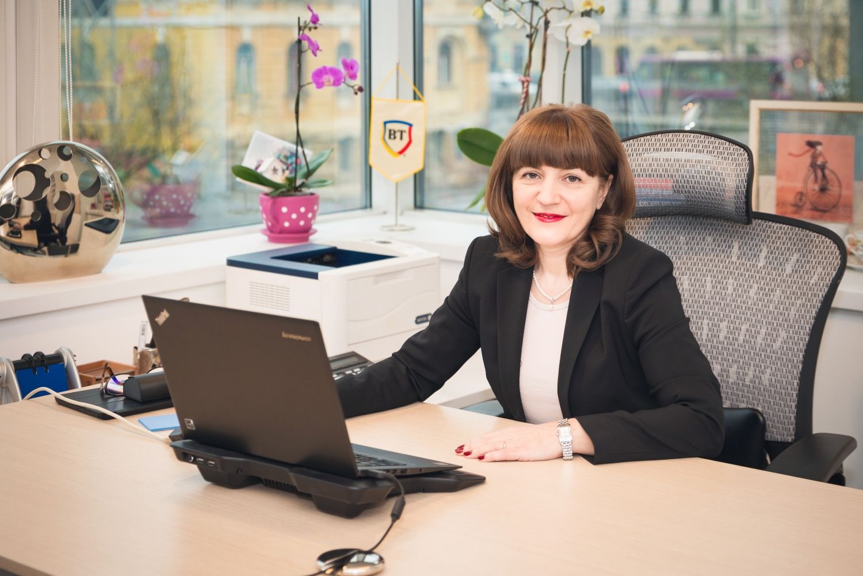 Gabriela Nistor, Director General Adjunct Retail Banking, Banca Transilvania