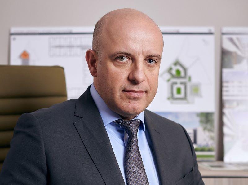 Claudiu Doros, Director general al SIF MOLDOVA