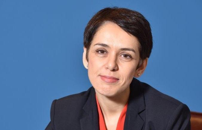 Raluca Ștefania Andreica, directorul general al Patria Credit IFN