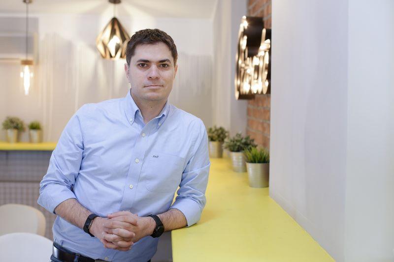 Ioan Iacob, cofondator QUALITANCE și CEO FlowX.AI