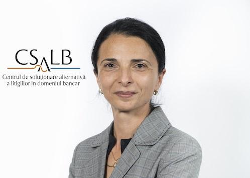 Nela Petrisor, conciliator CSALB