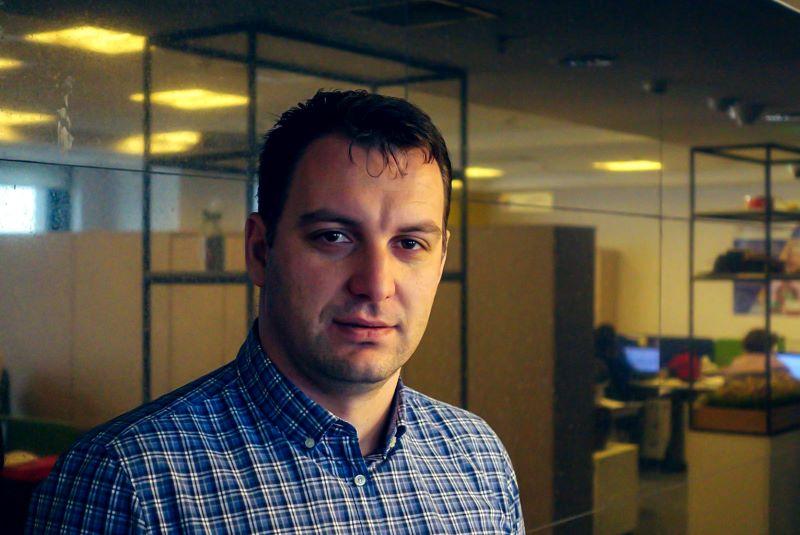 Iliuță Jitaru, Manager Microfinanțare în Patria Bank