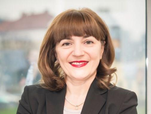 Gabriela Nistor, Director General Adjunct Retail Banking la Banca Transilvania