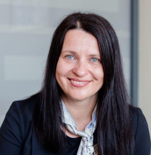 Oana Ilaş, Director Executiv Retail Products Management & Development la Banca Transilvania