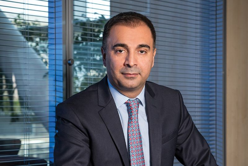 Yakup Çil, CEO al Credit Europe Bank România