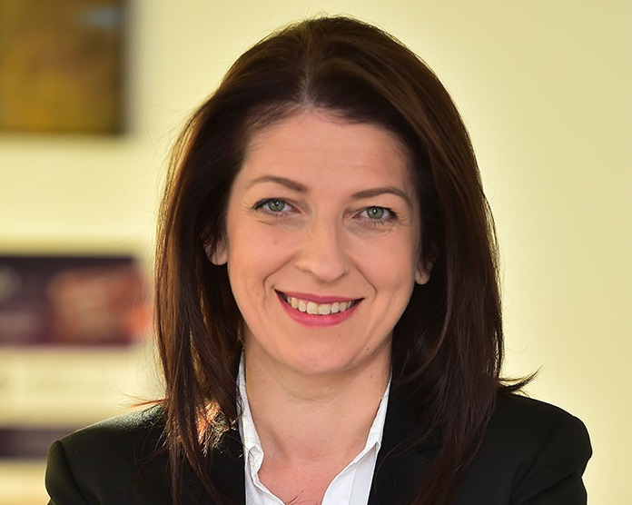 Cristina Sindile, Director General, BT Mic